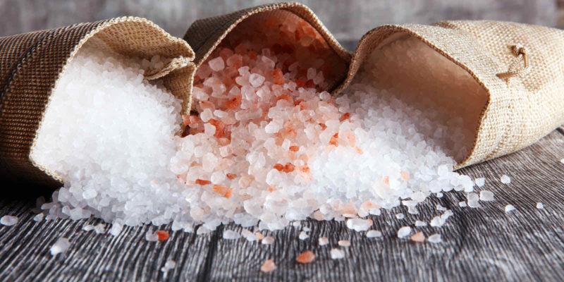 Remplaceurs de sel ou de sucre